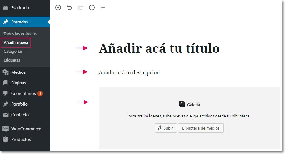 wordpress-editar-entrada
